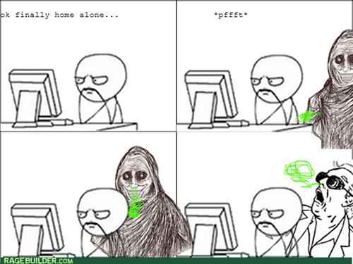 computer guy fart shadowlurker - 8069012480