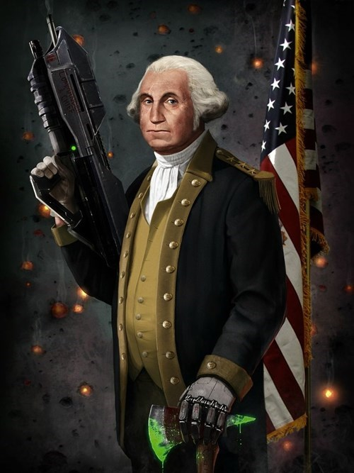george washington presidents presidents day - 8069018368