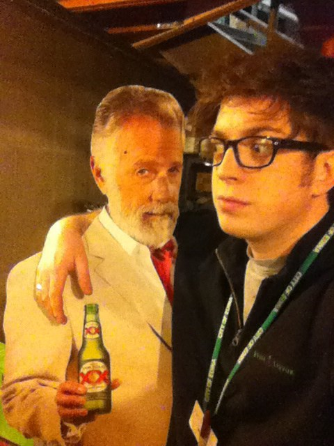 friends funny dos equis the most interesting man in the world - 8069131264