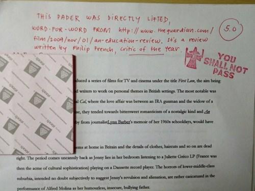 funny idiots paper Professors g rated School of FAIL - 8069164288