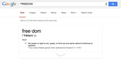 freedom 1776 google - 8069185792