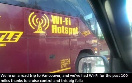 wi-fi,free stuff,road trip,g rated,win