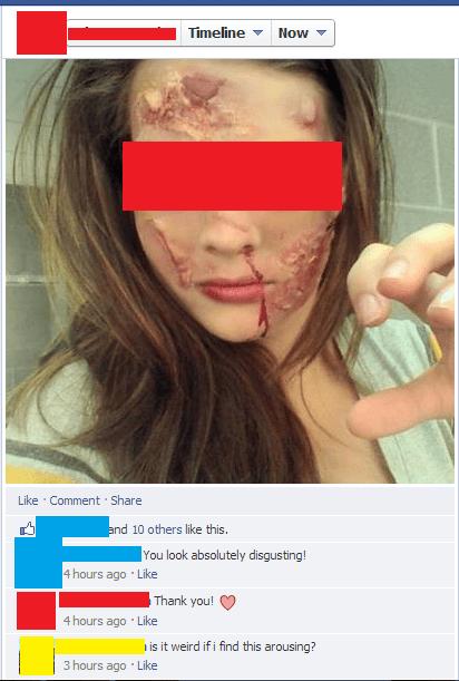makeup Awkward zombie - 8069292800