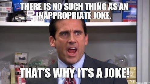 humor the office jokes funny - 8069317120
