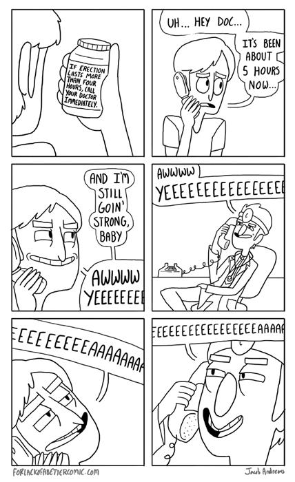 viagra comics for lack of a better comic webcomics - 8069480448