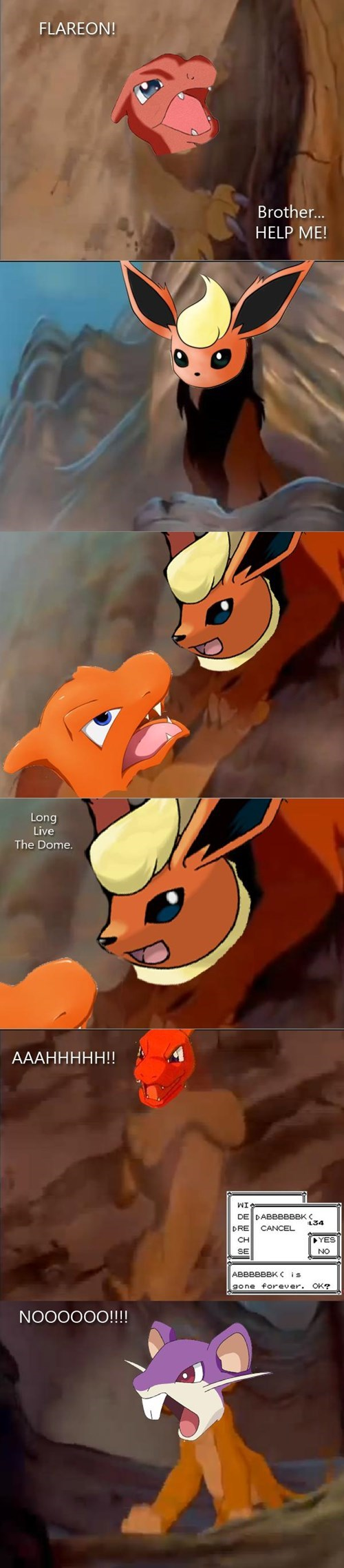 the lion king Pokémon twitch plays pokemon - 8070199040