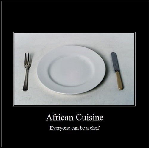 africa depressing chef food funny - 8070457600