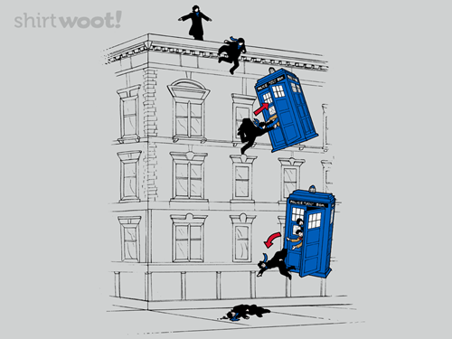 tshirts 10th doctor Sherlock - 8070486272