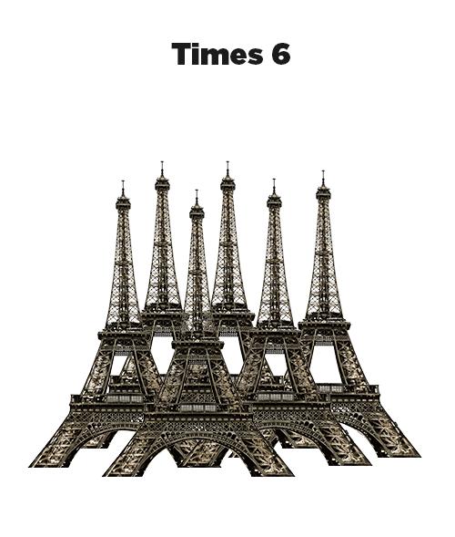 minecraft - Landmark - Times 6 M