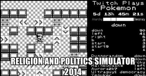 Pokémon twitch plays pokemon - 8070718464