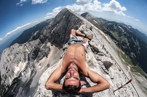 Hiking mountains vertigo - 8070860288