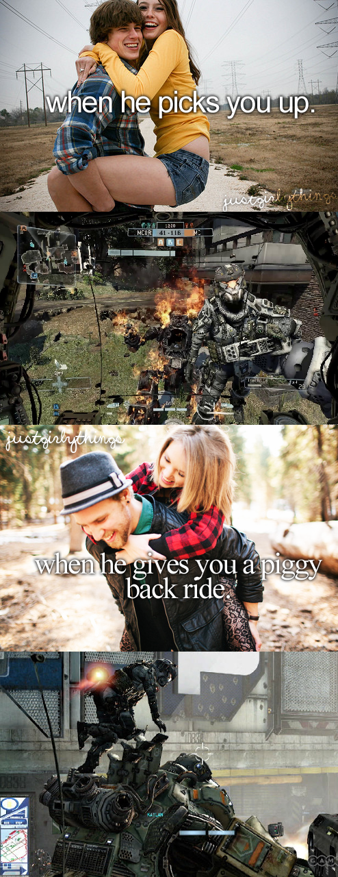 titanfall,justlittlethings,video games,dating,g rated