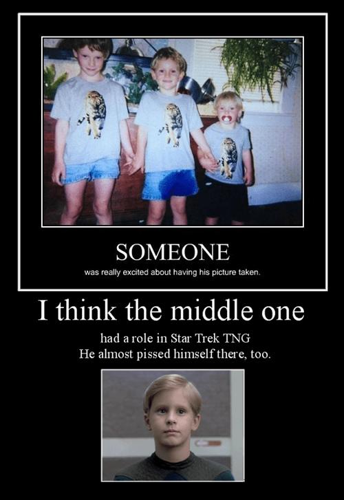kids pee Star Trek funny - 8071473664