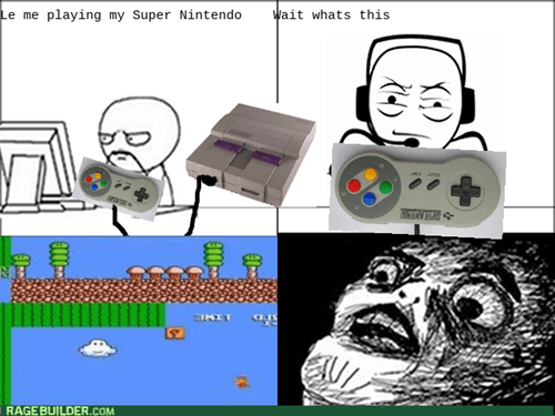 FAIL video games Super Nintendo - 8071849216