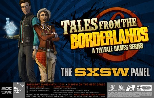 borderlands telltale games SXSW Video Game Coverage - 8071904768