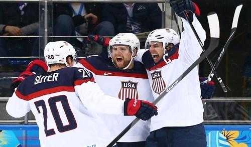 Sochi 2014 hockey olympics