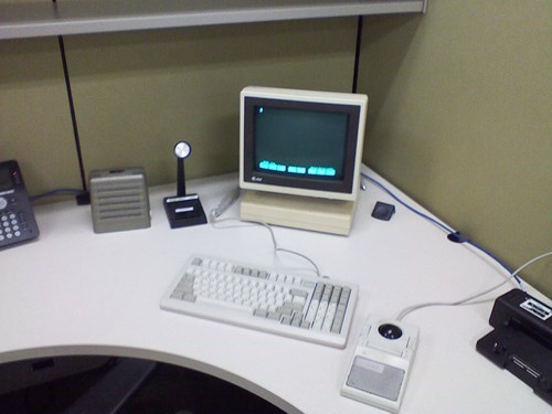 monday thru friday work technology prank cubicle g rated - 8072166656