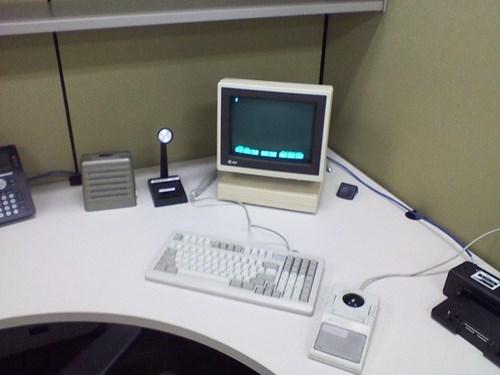monday thru friday work technology prank cubicle g rated
