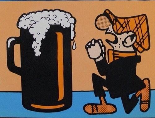 andy capp,beer,comics,funny