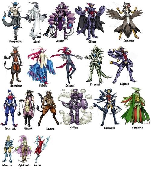 Pokémon Fan Art - 8072375296