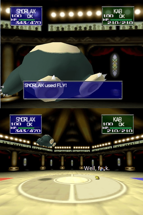 snorlax kabuto pokemon stadium - 8072404992