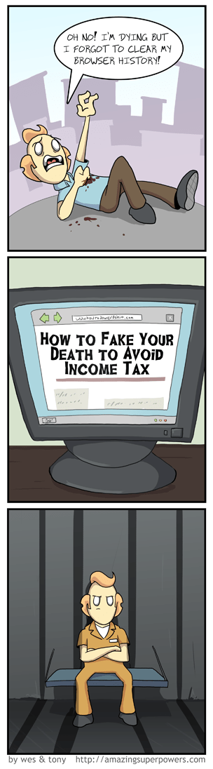 browser history crime web comics - 8072570368