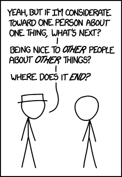social interactions,xkcd