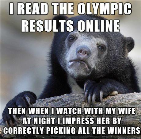 Sochi 2014,Confession Bear,olympics