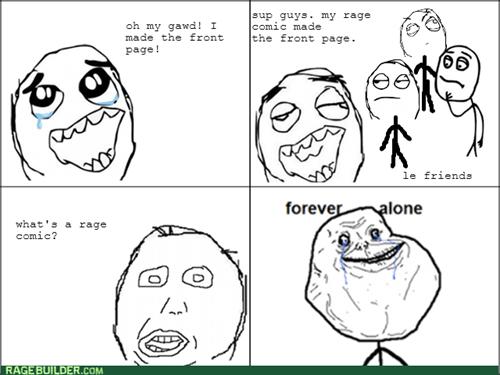 forever alone meta - 8072791296