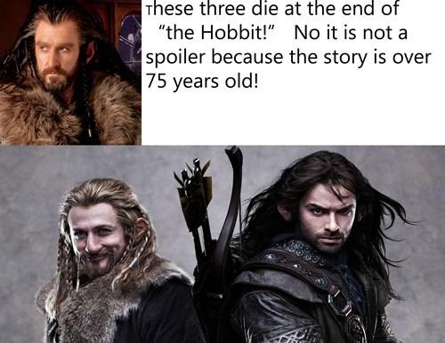The Hobbit,spoilers