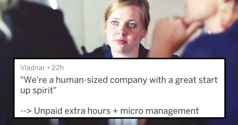 sketchy employee job coworkers askreddit red flags - 8072965