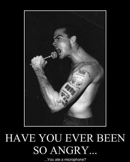 angry funny henry rollins microphone - 8073960192