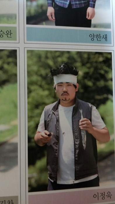 Headgear - 승완 양한새 이정욱 기하