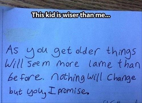 kids wisdom parenting that's deep - 8074417664