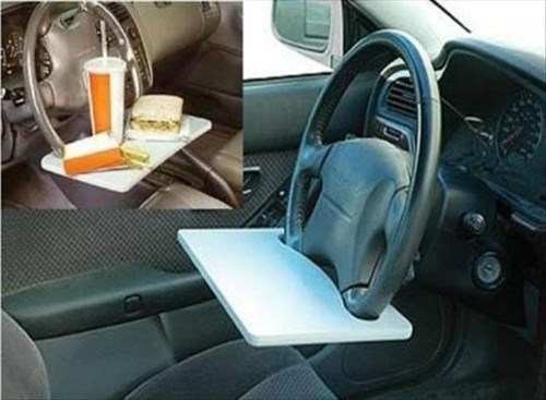 driving food eating fast food - 8074582272
