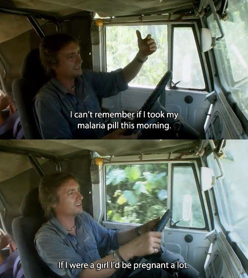 richard hammond,birth control,top gear