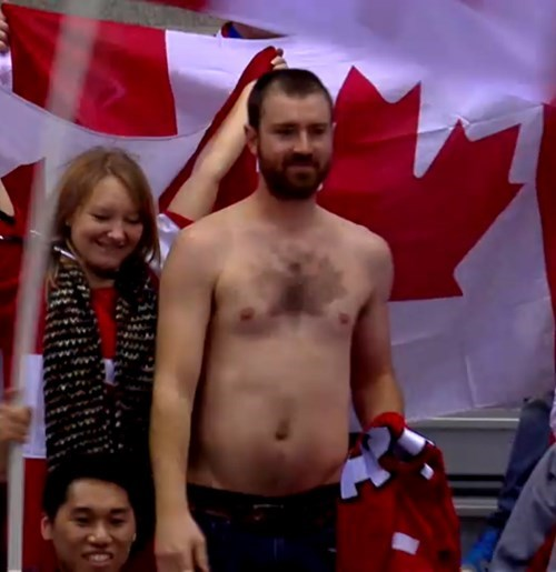 He is... the Most Canadian Man in the World