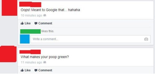 whoops,Oversharing,google,failbook