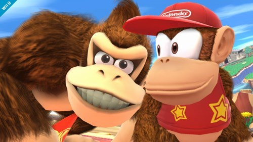 donkey kong,super smash bros,Video Game Coverage