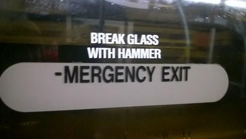 murica,mergency exit,hospitals,Emergency Exit