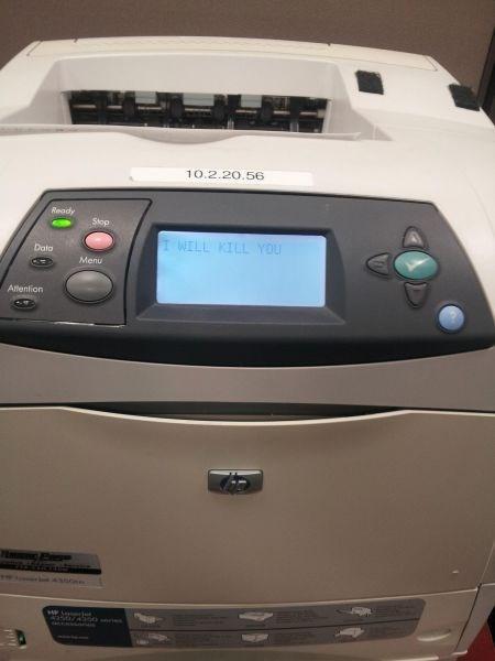 monday thru friday work printer g rated - 8075800832