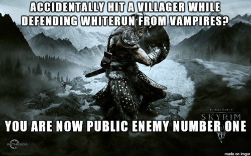 whiterun,skyrim logic,video games,Skyrim