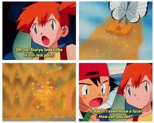 ash Pokémon anime misty - 8075916800