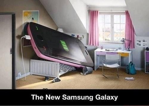 phones samsung galaxy Samsung bigger is better - 8075995136