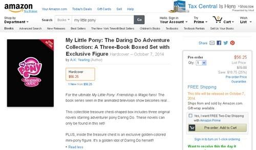 amazon books daring do - 8076040960