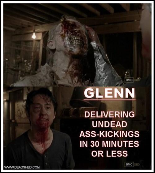 zombie Glenn Rhee The Walking Dead - 8076047360