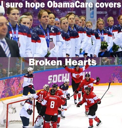 obamacare Canada Sochi 2014 hockey olympics - 8076097280