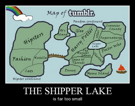 tumblr map funny