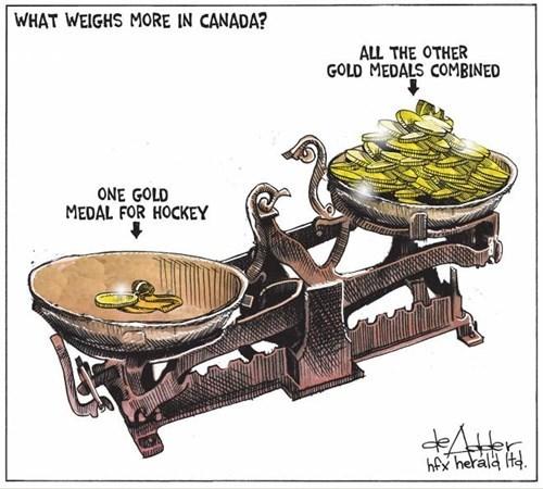 Canada,Sochi 2014,hockey,comics,gold medals,olympics