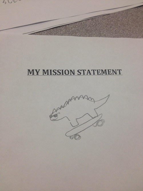 cool,my mission statement,420,swag,resume,job application